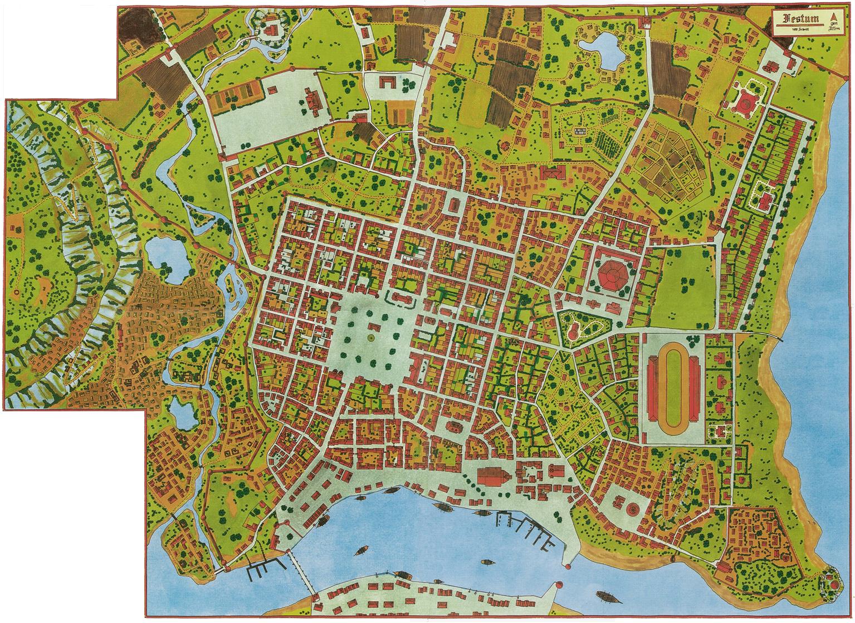 Dsa Karte Bornland.Stadtkarten